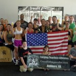 Memorial Day Murph at CrossFit Impavidus