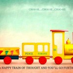 Get on the Happy Train