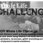 Whole Life Challenge - Getting Focused!