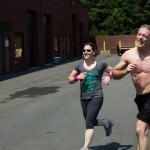Memorial Day Murph at CrossFit