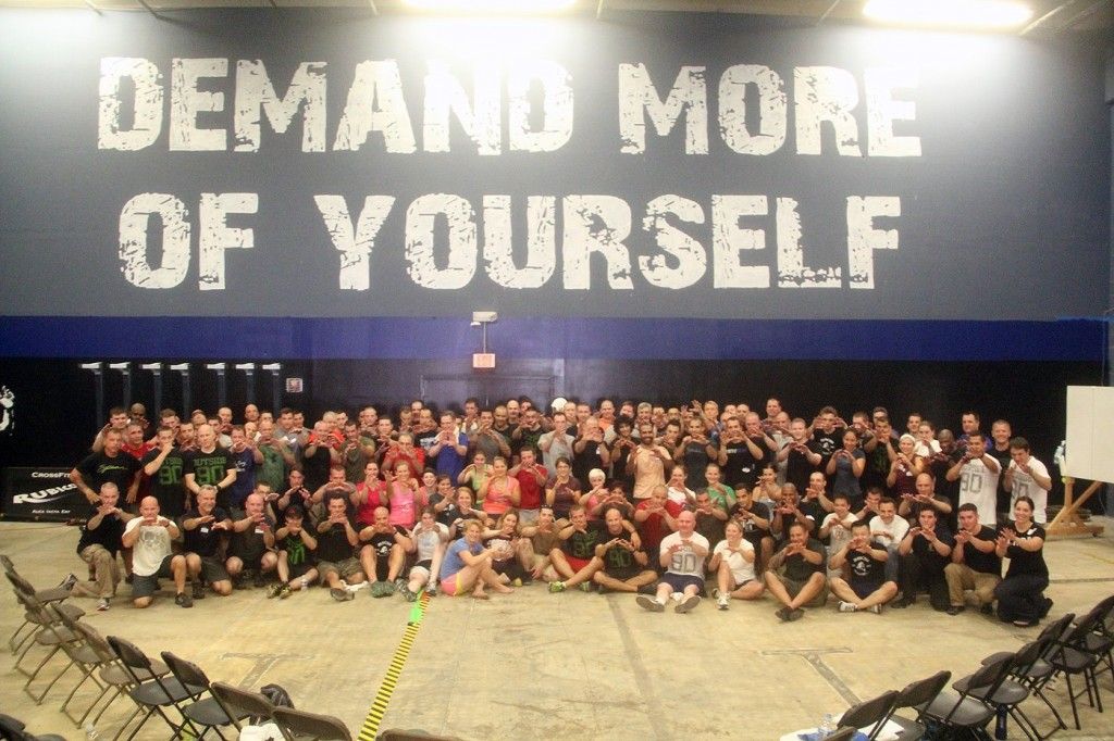 Tony Blauer Combative camp