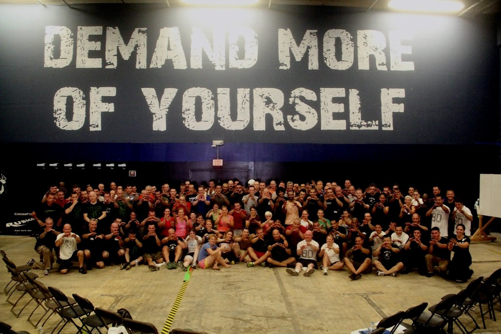 Tony Blauer Camp 2012