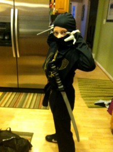 Nate the Ninja