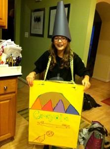 Hannah Halloween