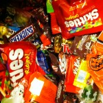 Trading Halloween Candy for A Good Cause