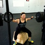 Dynamic Effort Squatting