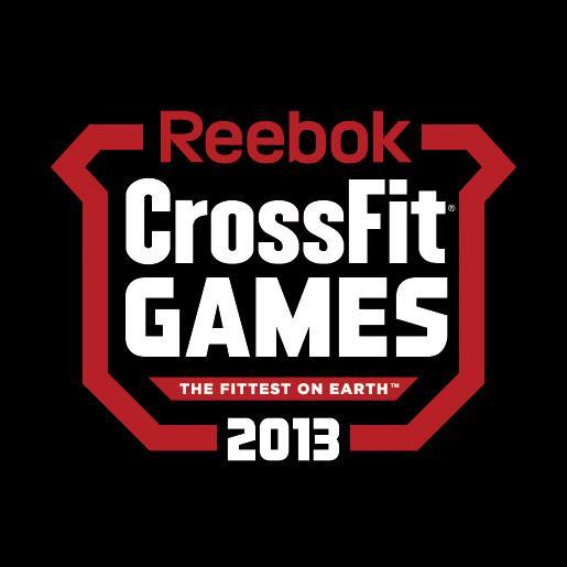 2013 Reebok CrossFit Games Logo