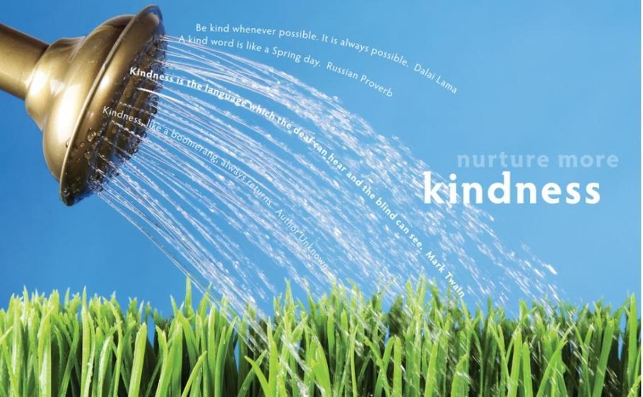 kindness - Nurture More Kindness