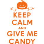 Happy Halloween: Give Me Candy