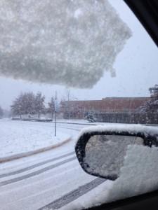 snow day 2013